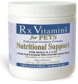 Rx Nutritional support dogs